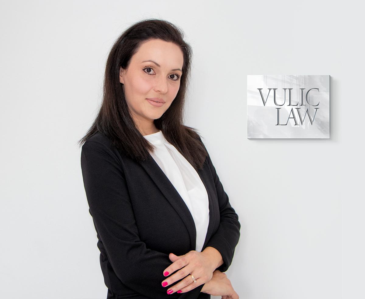 Dubravka Vulić | Dubravka Vulic | Vulic Law